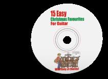 15 Easy Christmas Favourites for Guitar