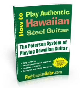 how to play steel guitar